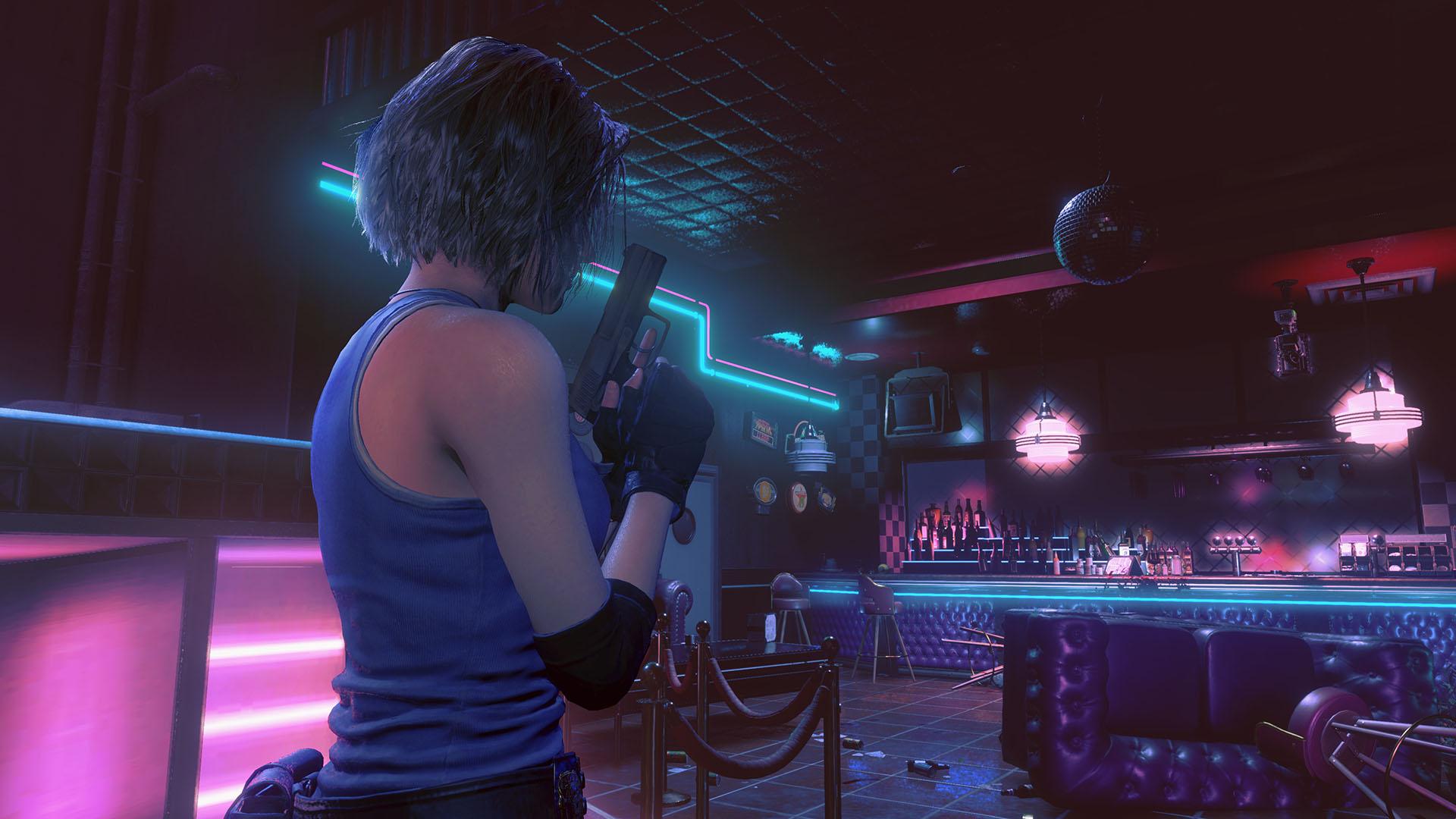 All Games Delta Resident Evil 3 Remake Launch Trailer Resident